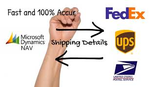 Connect Dynamics NAV to UPS, FedEx, and USPS