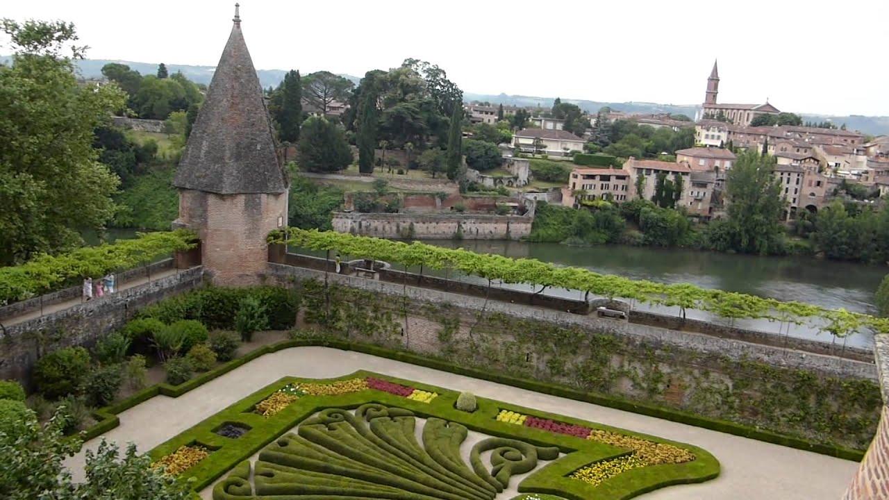Albi part 3 le palais de la berbie et son jardin la for Jardin a la francaise