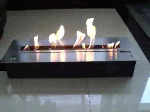 ethanol burner remote controlled xl bioethanol burner with