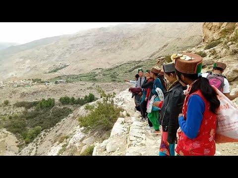 Somang :- A Walk to India Tibet border  !!