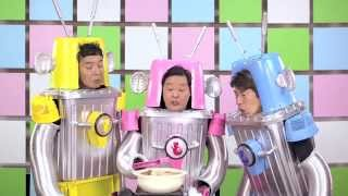 クァトロブーム20周年記念CM 新ロゴマーク ダチョウ倶楽部おでん篇.