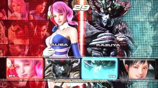 Tekken Hybrid: Devil-on-Devil Action Gameplay - TGS 2011 (PS3)