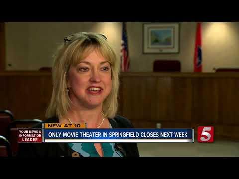 Springfield Cinema Closes Its Doors For Good