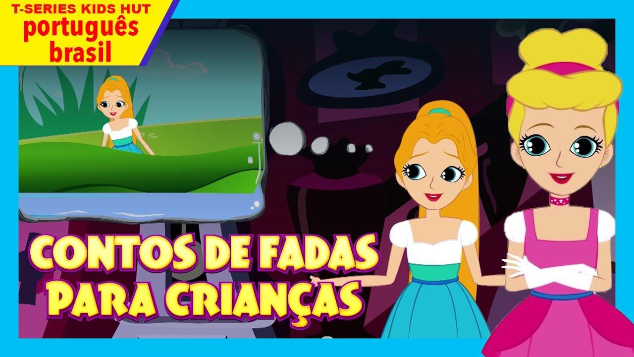 Contos De Fadas Para Crianças | Histórias portuguesas para crianças | Histórias Portuguesas