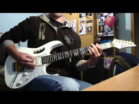Rocky - Eye of the Tiger Guitar cover