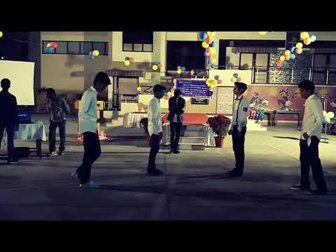 Loyola School, Jamshedpur Farewell Illusion Dance 2018