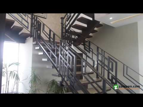 STATE OF THE ART MODERN DESIGNER HOUSE BY GALLERIA DESIGNS AND DB IN PHASE 6 DHA, LAHORE