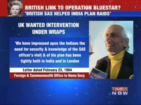 Operation Blue Star planned months in advance?