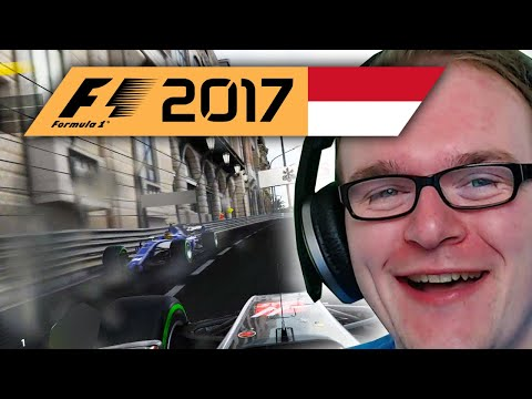 Das WUNDER von Monaco? | Monaco 2/2 🎮 F1 2017 #18