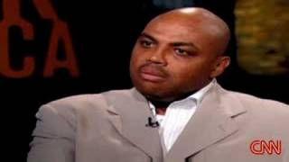Charles Barkley talks Black In America