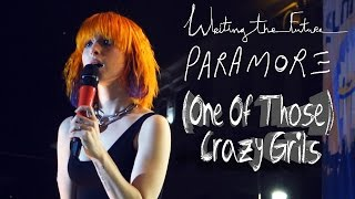 Paramore - (One of Those) Crazy Girls // Writing The Future // Sunfest West Palm Beach, FL