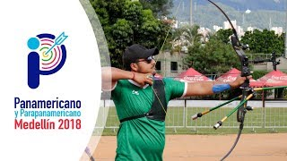 Live session: Recurve finals |Medellin 2018 Pan American Championships