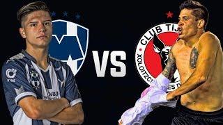 MONTERREY VS TIJUANA Jornada 3 Liga MX EN VIVO