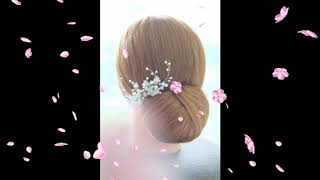 Making bridal hair pin hair wire handmade accessorues handcraft