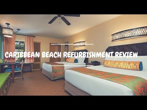 Caribbean Beach Resort Refurbishment