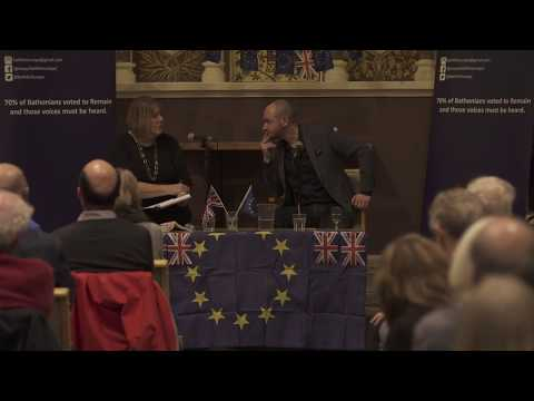 Brexit. What the Hell Happens Now? Ian Dunt in conversation with Celia Brayfield