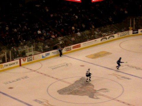 Ice Hockey - Toronto Vs Manitoba