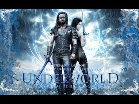 Underworld: Rise Of The Lycans (2009) Movie Review by JWU