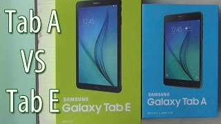 Gambar cover Samsung Galaxy Tab A VS Tab E- Which Is Better?