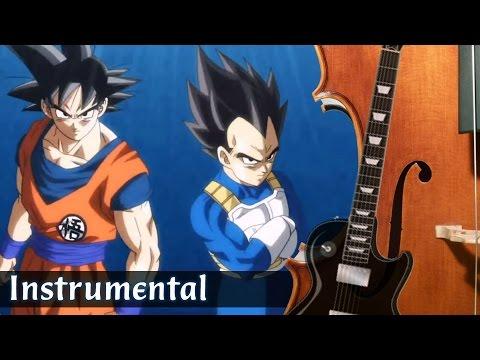 Dragon Ball Super OP - Instrumental | ドラゴンボール超 OP「超絶☆ダイナミック!」