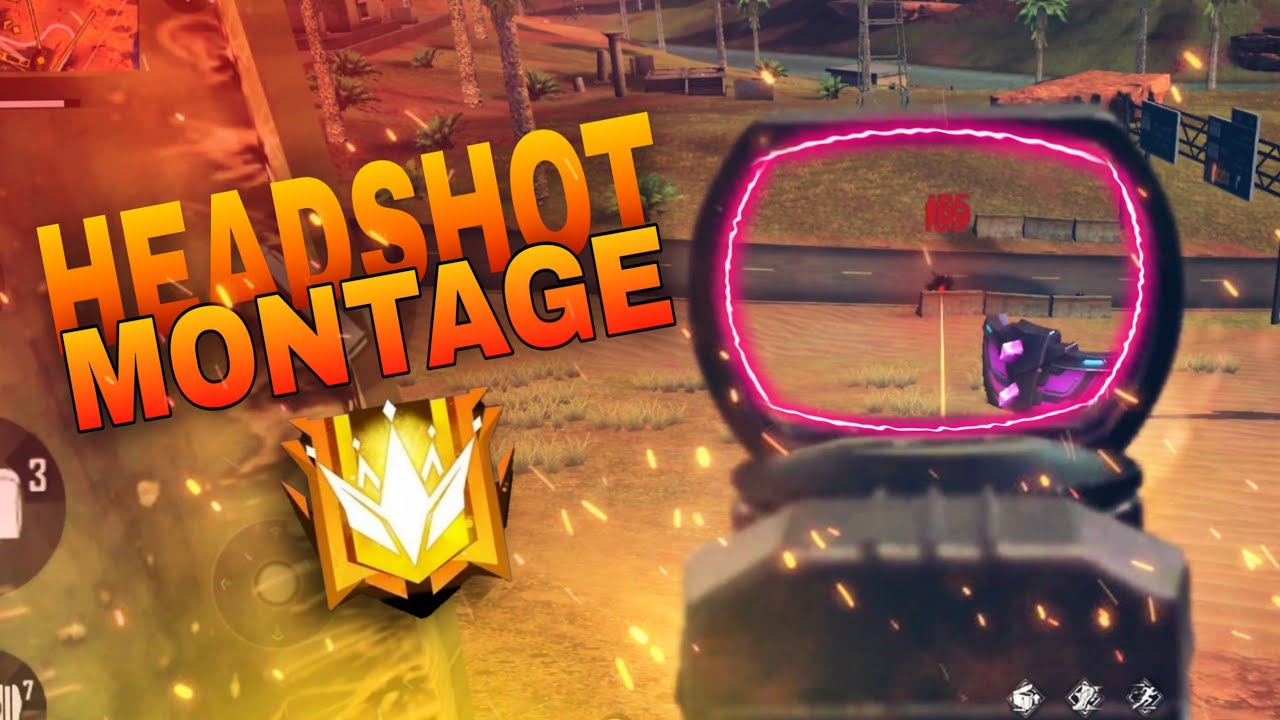 ROAD TO 80% HEADSHOT RATE FREE FIRE MOBILE PLAYER 🔥