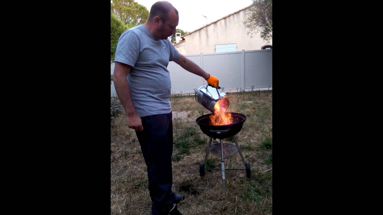 Cheminee Weber Youtube