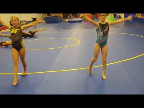 TNT Gymnastics - Dynamo Team Floor Routine 2020