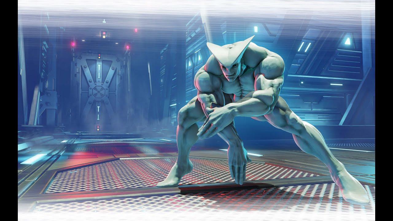 Street Fighter V – Eleven se une a la batalla
