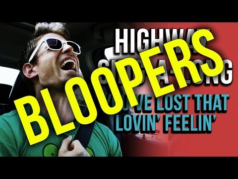 THE RIGHTEOUS BLOOPERS (Highway Sing-a-long Outtakes)