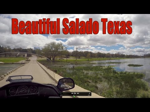 Ride in Salado Texas