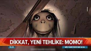 Dikkat, yeni tehlike Momo - Atv Haber 2 Mart 2019