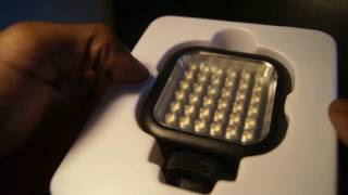 Godox LED 36 Video Lamp Light for Digital Camera Camcorder DV GARANSI RESMI