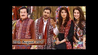 salam-zindagi-with-faysal-qureshi-sindhi-culture-special-29th-august-2017