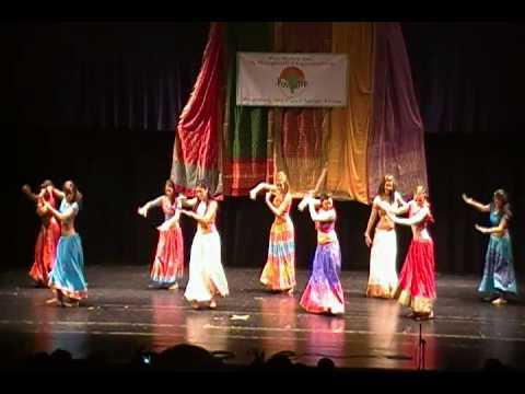 Jai Ho Indian Dance