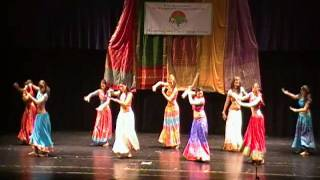 Jai Ho Indian Dance
