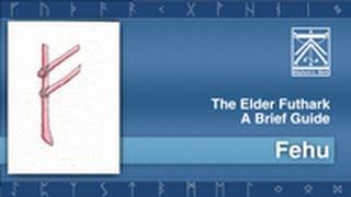 The Elder Futhark :: Fehu (HD)