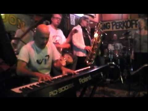 Ben Perkoff band, Lisa Kindred, Let the Good Times Roll