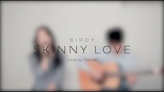 Gambar cover Skinny Love – Birdy │Cover by 디에이드(THE ADE)