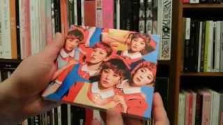 (Unboxing) Red Velvet - The Red