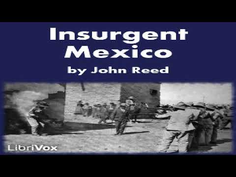 Insurgent Mexico John Reed History Memoirs Modern 20th C