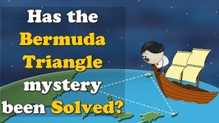 Has the Bermuda Triangle mystery been Solved? | #aumsum #kids #mystery #bermudatriangle #bermuda