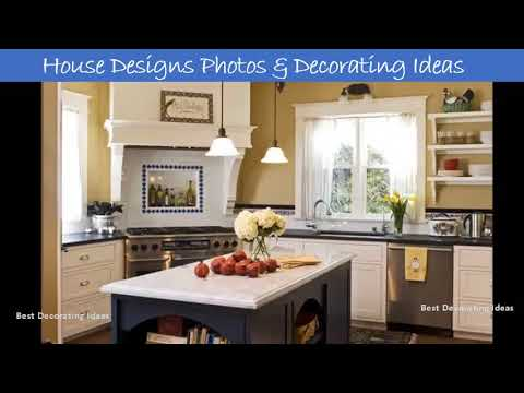 Corner Stove Kitchen Design Awesome Ideas