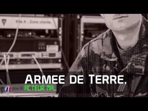 #DEFNET 2017 - Portrait du sergent-chef Fabien