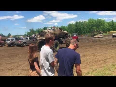North Augusta June 2 2018 mud pit