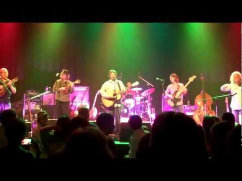 Railroad Earth- Walk Beside Me @ The Lyric Oxford Ms