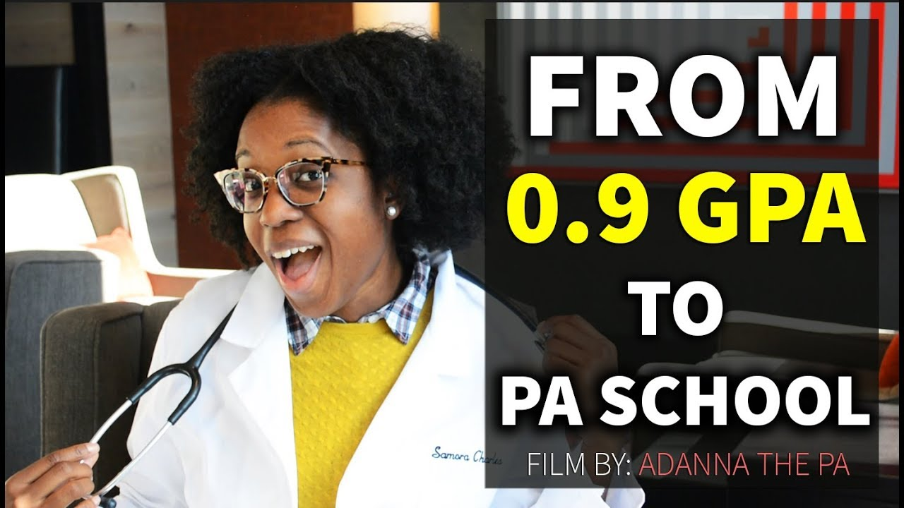 True Life || From 0 9 GPA to PA School - (Physician Assistant Documentary)