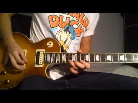 Slash - Promise ( guitar cover )