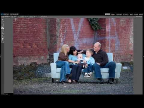 Creating Great Family Portraits with Dan Harlacher