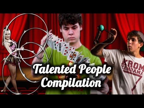 Extremely Talented People Compilation 2017