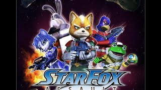 Star Fox Assault Full Game HD